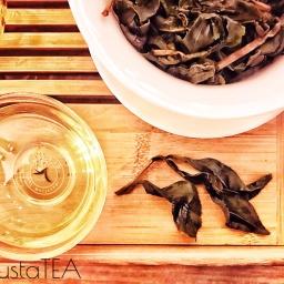 Degustando il Fu Shou Shan, tè Oolong di Taiwan