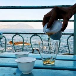 Godiamoci un tè all'aperto