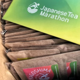 Pronta a correre la maratona… del tè!